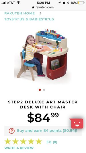 Kids desk with chair for Sale in Dallas, TX