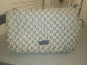 Authentic Gucci Diaper Bag for Sale in Buda, TX