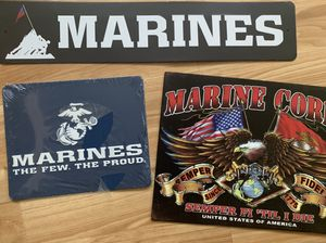 Marines wall art for Sale in Peoria, IL