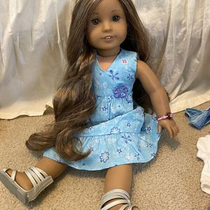 Kanani American Girl Doll of the Year 2011 (+accessories) for Sale in San Diego, CA