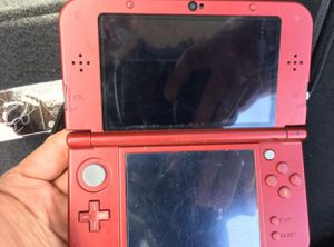New Nintendo 3ds xl with games for Sale in El Cajon, CA