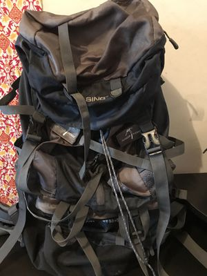 55 liter backpacking pack for Sale in San Diego, CA