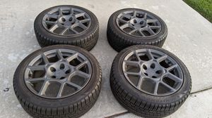Acura tl types wheels for Sale in Mission Viejo, CA