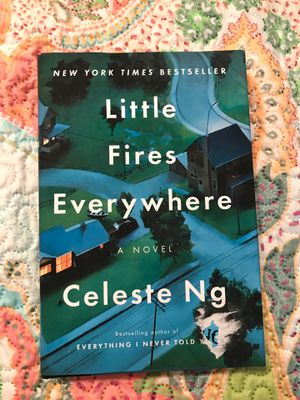 Little Fires Everywhere by Celeste Ng for Sale in Jacksonville, FL