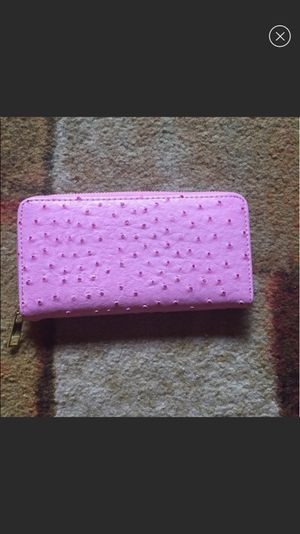 Pink wallet for Sale in Gambrills, MD