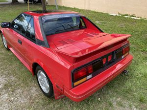 1987 Toyota MR2 5Speed 1-Owner for Sale in Tampa, FL