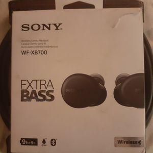 Sony Extra Bass True Wireless Earbuds for Sale in Carlsbad, CA