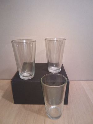 2 Different set of 3 Drinking Glasses for Sale in Greenbelt, MD