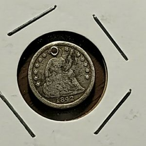 1842 us half Dime for Sale in Sebring, FL