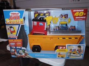 NEW THOMAS THE TRAIN SET for Sale in Fresno, CA