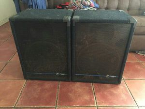 YORKVILLE YS-115 SPEAKERS (PAIR) for Sale in Hollywood, FL