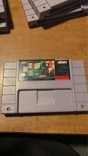 Frank Thomas Big Hurt Baseball (Super Nintendo Entertainment System, 1995) for Sale in Dundalk, MD