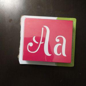 Color By Me Reusable 48 Piece Adhesive Stencil Set - New for Sale in Phoenix, AZ
