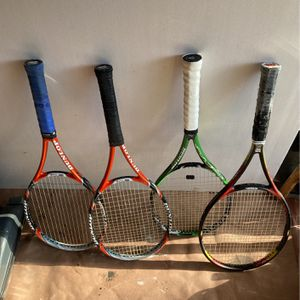 Tennis racquets for Sale in Aptos, CA