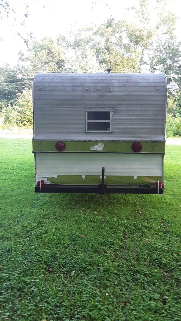 1972 vintage camper