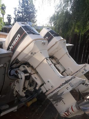 70 hp outboard Johnson for Sale in Yucaipa, CA