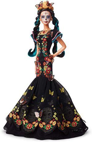 Dia de los muertos barbie news in box for Sale in Long Beach, CA