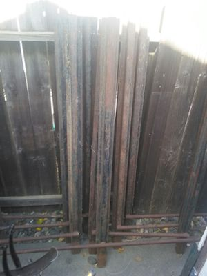 Trailer fence poles for Sale in Dixon, CA