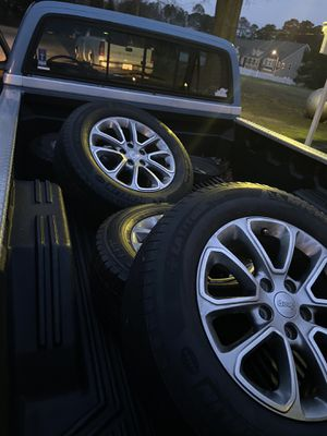 2016 Jeep Cherokee sport wheels. for Sale in Cary, NC