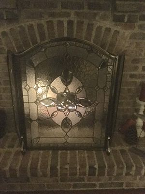 Glass Fireplace Screen for Sale in FX STATION, VA
