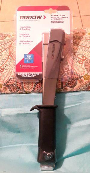 Arrow Hammer Tacker; Stapler for Sale in Alameda, CA