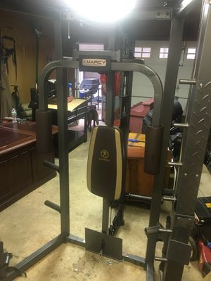 Marcy pro smith machine for Sale in Rahway, NJ