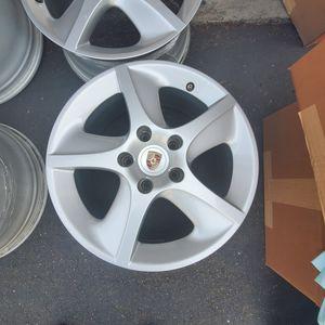 Porsche 911 TT Hollow Techno Turbo twist wheels 18 for Sale in Seattle, WA
