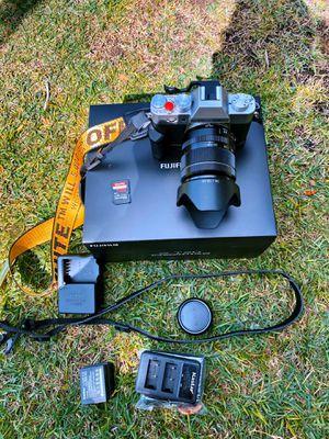 fujifilm Mirrorless Digital Camera X-T20 w/XF18-55mm for Sale in Waianae, HI