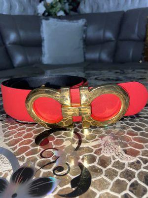 Authentic ferragamo belt size 30-32 for Sale in Clearwater, FL