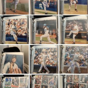 Sports Signed Photographs/ Baseball Cards Mint Condition for Sale in Pompano Beach, FL