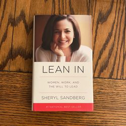 Lean In Book for Sale in Columbus,  OH
