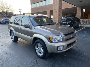 2002 Infiniti qx4 4x4 for Sale in Northbrook, IL