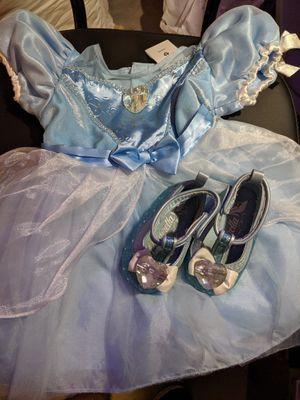 Disney princess Cinderella dress 6-12 month for Sale in Chandler, AZ