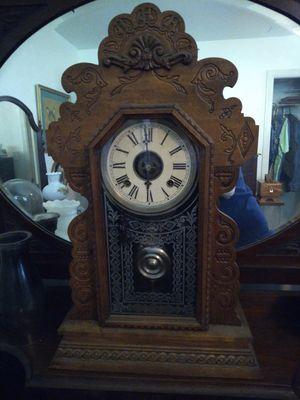 Antique mantle clock for Sale in Smyrna, GA