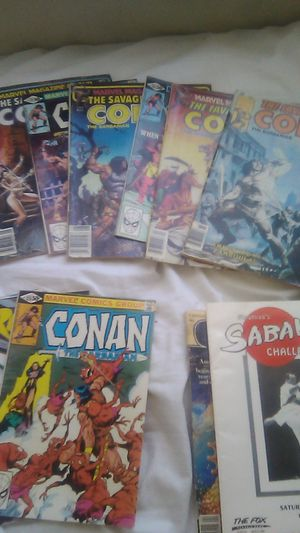 Old comics. Collectible toys. Great shape for Sale in Denver, CO