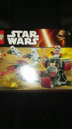 Lego/Disney/star wars-galactic empire battle pack 109pcs in box unopened for Sale in New York, NY