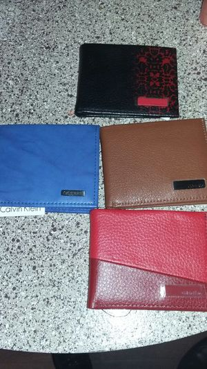 Brand new Calvin Klein wallets for Sale in Las Vegas, NV