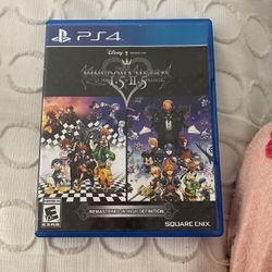 Kingdom Of Hearts HD I.5 + II.5 Remix for Sale in Hialeah,  FL