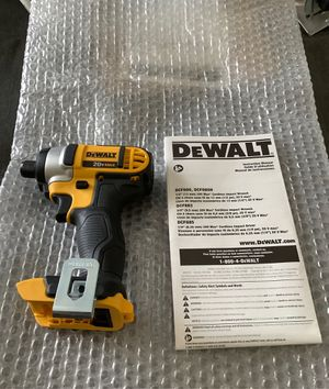 DeWalt Cordless Impact Wrench for Sale in Watertown, NY