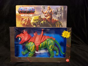 Masters of the Universe Origins: Battle Cat- He-Man for Sale in Fresno, CA