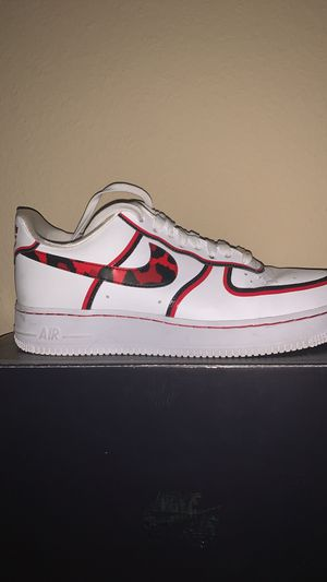 Dennis Rodman Airforce 1s size 8.5 with box for Sale in Kissimmee, FL