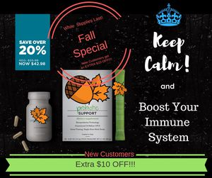 ALL NATURAL Immune Health - 20% OFF PLUS! for Sale in Bingham Canyon, UT