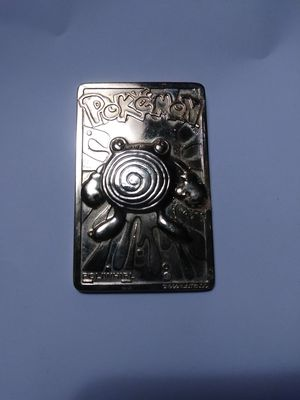 1999 23 karat gold plated Pokemon card for Sale in Middletown, OH