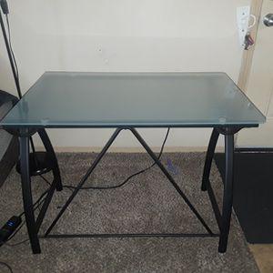 Glass Desk. for Sale in Auburn, WA