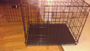 Frisco Fold & Carry Double Door Dog Cage for Sale in West Palm Beach, FL