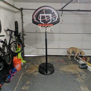 Lifetime Adjustable Youth Basketball Hoop for Sale in Lake Oswego, OR