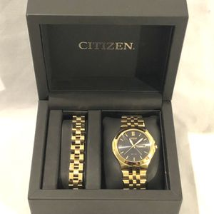 Brand New Men's Citizen Eco-Drive Watch Set for Sale in Vacaville, CA
