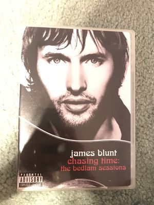 James Blunt DVD for Sale in Pompano Beach, FL