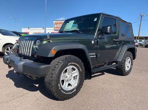 2010 Jeep Wrangler for Sale in Mesa, AZ