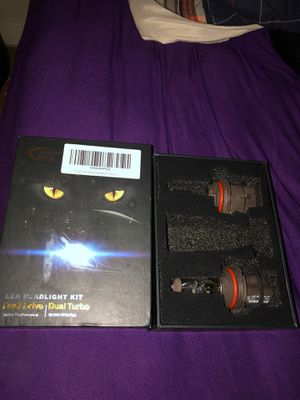 Led headlights kit 15 for Sale in Richmond, VA